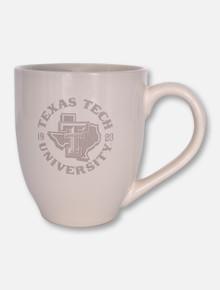Texas Tech Red Raiders Texas Tech University Pride Logo 16oz Coffee Mug