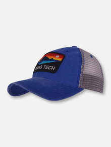 Legacy Texas Tech Red Raiders Texas Tech Western Sunset Adjustable Cap