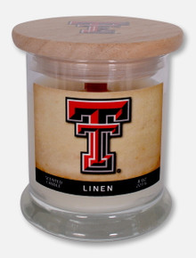 Texas Tech Red Raiders Texas Tech Linen Scented Candle