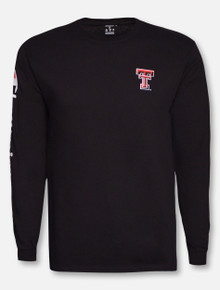 Champion Texas Tech Red Raiders Double T with Champion Long Sleeve