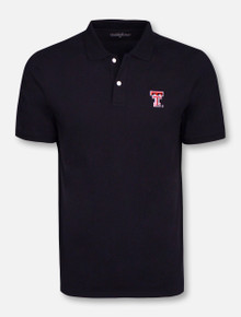 Vineyard Vines Texas Tech Red Raiders  Pique Polo