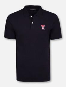Vineyard Vines Texas Tech Red Raiders  Pique Polo