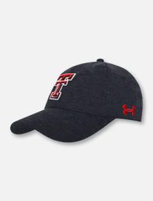 Under Armour Texas Tech Red Raiders Closer Cap Stretch Fit Cap