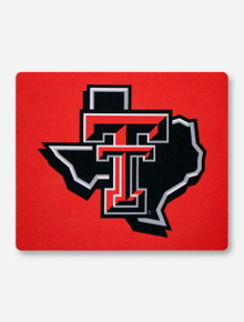 Texas Tech Lone Star Pride Red Mouse Pad