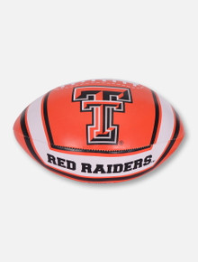 Texas Tech Red Raiders Goal Line Softee Football