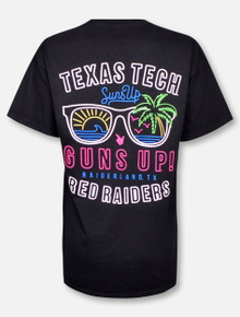 "Texas Tech Red Raiders ""Tropical Delight"" T-Shirt"
