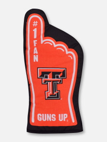 Texas Tech Red Raiders #1 Oven Mitt