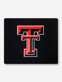 Texas Tech Double T Black Mouse Pad