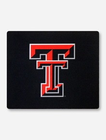 Texas Tech Double T Black Mouse Pad