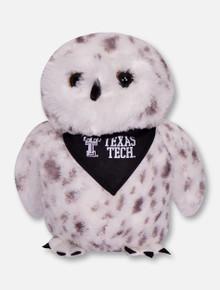 Texas Tech Red Raiders Owl Red Plush Toy