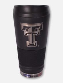 "Texas Tech Red Raiders ""The Draft"" 24oz Travel Tumbler"