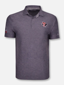 Under Armour Tonal Heather Pride Polo