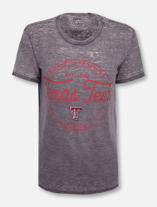 "Texas Tech Red Raiders ""Ella Seal"" T-Shirt"
