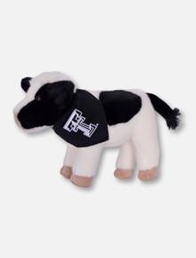 Texas Tech Red Raiders Holstein Calf Plush Toy