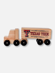 Texas Tech Red Raiders Football Semi Truck