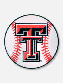 Texas Tech Red Raiders Baseball Double T Decal