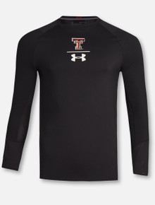 Under Armour Texas Tech Red Raiders 2018 Sideline Training Tee Long Sleeve