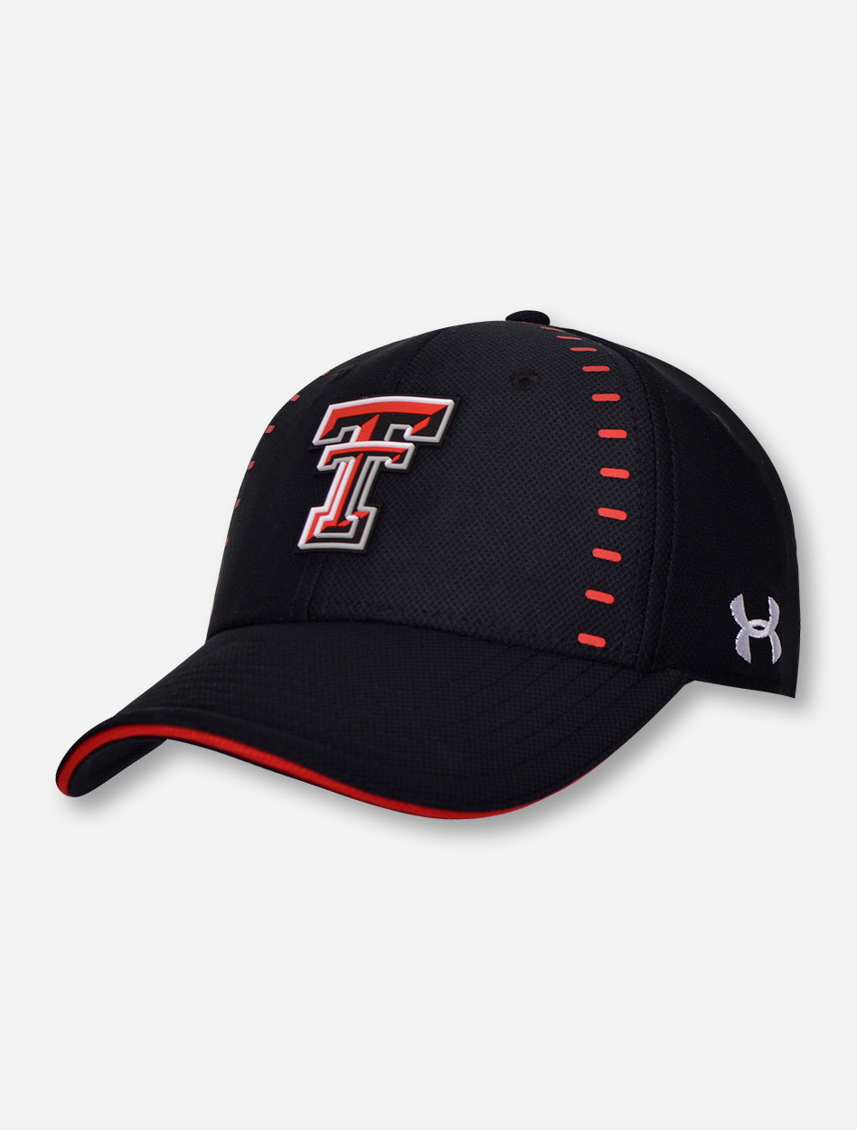 Under Armour Texas Tech Red Raiders Sideline Men s Blitzing 3.0 ... 26ebe941c034