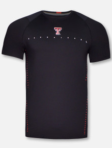 Under Armour Texas Tech Red Raiders Short Sleeve 2018 Sideline Training  T-Shirt