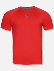 Under Armour Texas Tech Red Raiders Short Sleeve 2018 Sideline Training  T-Shirt