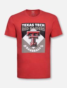 """47 Brand Texas Tech Red Raiders """"Split Squad"""" T-Shirt"""