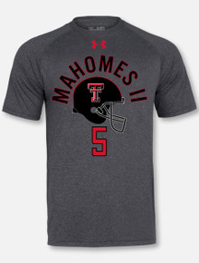 Under Armour Texas Tech NFL Mahomes II Performance Tee