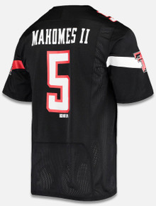 Under Armour Texas Tech NFL Mahomes Jersey