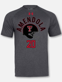 Under Armour Texas Tech NFL Amendola Performance Tee