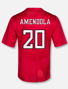 Under Armour Texas Tech NFL Amendola  Red Jersey