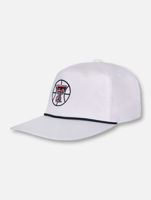 Texas Tech Red Raiders Chris Beard Basketball 4:1 Imperial Snapback Cap