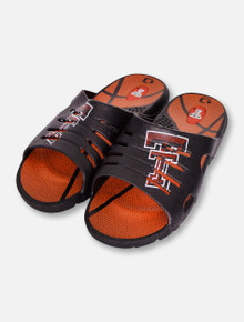 Texas Tech Red Raiders Basketball Slide Shoes