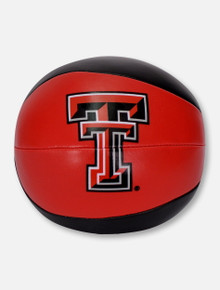 "Texas Tech Red Raiders ""Free Throw"" Softee Basketball"