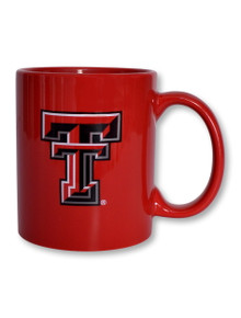 "Texas Tech Red Raiders Double T ""Burn the Boats"" Chris Beard Basketball Coffee Mug"