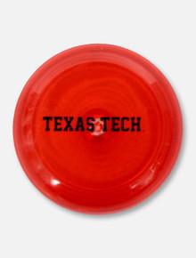 Texas Tech Red Raiders Translucent Red Yo Yo