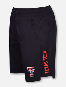 Under Armour Texas Tech Red Raiders Phantom Fleece Double T Shorts