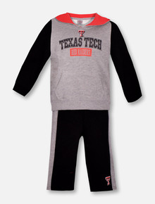 "Arena Texas Tech Red Raiders ""We Got Us"" INFANT Hoodie and Pants Set"