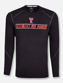 "Arena Texas Tech Red Raiders ""Bayous"" Long Sleeve Tshirt"