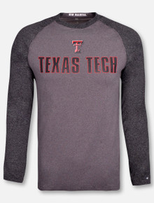 "Arena Texas Tech Red Raiders ""Social Skills"" Long Sleeve Tshirt"