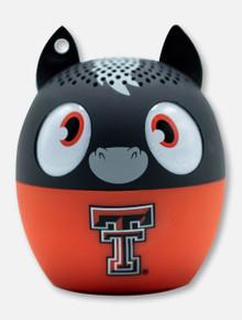 "Texas Tech Red Raiders ""Bitty Boomers"" Wireless Bluetooth Speaker"