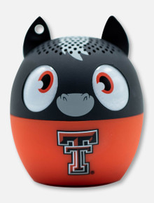 "Texas Tech Red Raiders ""Bitty Boomers"" Wireless Bluetooth Speaker"
