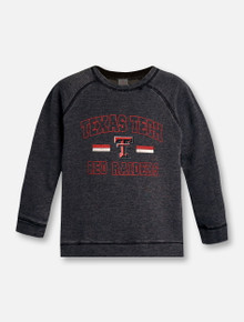 "Arena Texas Tech Red Raiders ""Burnout""  YOUTH Fleece Pullover"