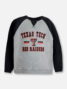 "Arena Texas Tech Red Raiders ""Rudy Zoleteck""  YOUTH Fleece Pullover"