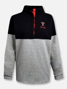 "Arena Texas Tech Red Raiders ""Breakthrough"" 1/2 Snap Pullover"
