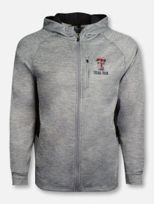 "Arena Texas Tech Red Raiders ""All Them Teeth"" Full Zip Jacket"