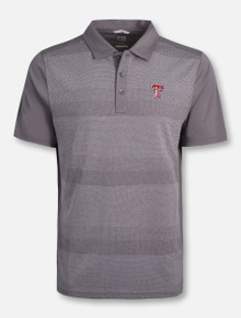 "Cutter & Buck Texas Tech Red Raiders ""Crescent"" Polo"