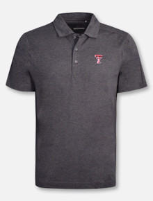 "Cutter & Buck Texas Tech Red Raiders ""Chelan"" DryTec Polo"