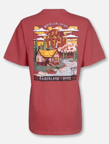 Texas Tech Red Raiders Weekend Getaway T-Shirt