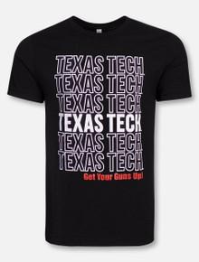 Texas Tech Red Raiders Faded T-Shirt
