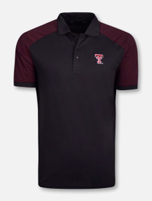 "Antigua Texas Tech Red Raiders ""Engage"" Polo"