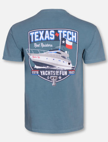 "Texas Tech Red Raiders ""Yachts of Fun"" T-Shirt"